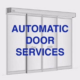Nxtelec repairs and maintains automatic doors click for more info