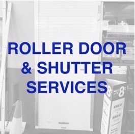We also install, repair and service roller shutters and doors in cairns