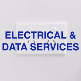 Electrical services page - find out more about electrical and data services